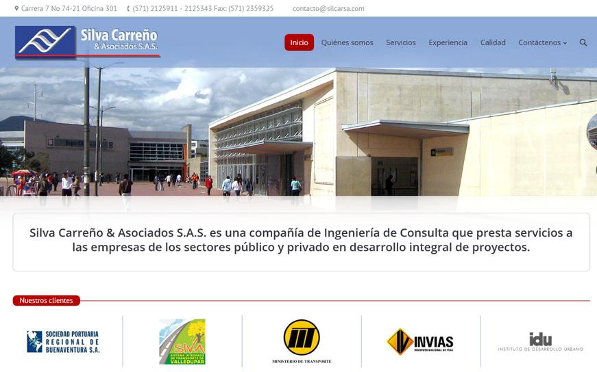 Proyecto Silcarsa